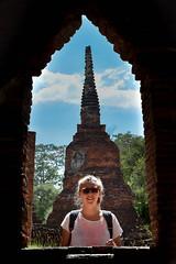 DSC_0476 (Fanchec) Tags: temple asia thailande ayutthaya