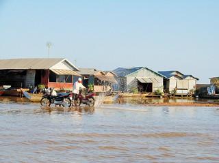 lac tonle sap - cambodge 2007 21