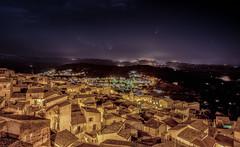 Assoro overview (mcalma68) Tags: longexposure skyline night cityscape assoro