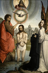 The Blessed Trinity Revealed (Lawrence OP) Tags: washingtondc dove father son nationalgallery baptism angels biblical holytrinity jesuschrist holyspirit stjohnthebaptist juandeflandes