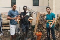 HarlemGrown-26 (United Nations International School) Tags: school students gardening farming volunteer unis composting harlemgrown