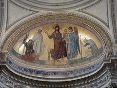 Panthon (Fontaines de Rome) Tags: paris ernest panthon hbert ernesthbert lechristenseignantlangegardiendelafrancelesdestinesdelapatrie