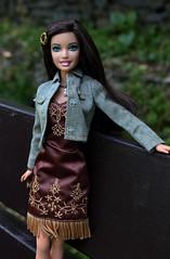 Raquelle (vladelets007) Tags: fashion doll barbie fever raquelle