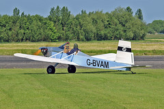 G-BVAM Evans VP-1The Breighton VP-1 Group Sturgate Fly In 05-06-16 (PlanecrazyUK) Tags: sturgate egcs fly in 050616 gbvam evansvp1thebreightonvp1group