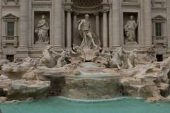 Trevi (dewane) Tags: italy rome water fountain statues trevi trevifountain select