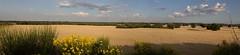 Panorama Sanabria (jorge.cancela) Tags: summer panorama espaa sun sol clouds landscape spain paisaje panoramic nubes sanabria