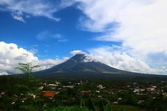 mayon volcano (Leon d' Great) Tags: volcano mayon albay