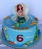 Little mermaid cake (nan4eto) Tags: birthday girls cake little mermaid