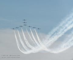 DSC_3291 (slamto) Tags: aircraft cne airshow cias canadianforcessnowbirds