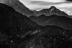 Himalayas - Study 5 (Ravikumar Jambunathan) Tags: travel india mist snow mountains nature fog top valley dharamsala himalayan ravikumar jambunathan