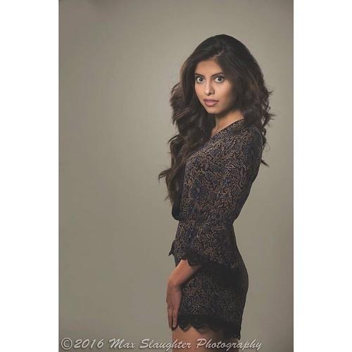 Lovely Lucero makes fabulous images. #brunette #beauty #lovely #gorgeous #latina #latingirlsrock #nakedlegs #longhair #awesomeeyes #studio #nikon #d800