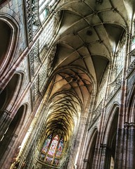 "Cathedral of Sts. Vitus, Wenceslas and Adalbert | #praha #prague #gothic #art #architecture #worldcommuter #travel #CZ #czechrepublic #snapseed (""guerrilla"" strategy) Tags: travel art architecture prague cathedral gothic praha czechrepublic cz wenceslas vitus | sts adalbert instagram ifttt snapseed worldcommuter"