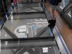 DSCF4135 (thezaremypics) Tags: towerbridge glassfloor glassfloortowerbridge viewofthethames viewfromabove london 2016