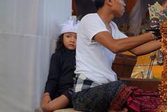 DSC03268 (Peripatete) Tags: bali music color nature children death dance ceremony funeral priest spirituality ubud cremation reincarnation ngaben elderlywoman