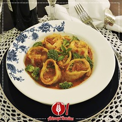 Rondli de Queijo e Brcolis (Almanaque Culinrio) Tags: receita food recipe comida culinria gastronomia