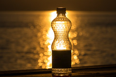 Bottle at Sunset (Infomastern) Tags: goodnightsunset malm vstrahamnen bottle flaska hav sea solnedgng sunset exif:model=canoneos760d exif:aperture=14 geocountry camera:make=canon exif:isospeed=100 camera:model=canoneos760d geostate geolocation exif:lens=efs18200mmf3556is geocity exif:focallength=200mm exif:make=canon