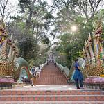 Entrée de Wat Phra That Doi Suthep thumbnail