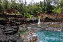 Secret Beach 2016 (16 of 24) (Chuck 55) Tags: secretbeach waterfalls beach pools kauai hawaii