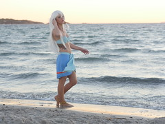 Shooting Kida - Atlantis - Giens -2016-07-19- P1460322 (styeb) Tags: shoot shooting cosplay kida atlantis disney 2016 juillet 19 giens presquile mer sea été