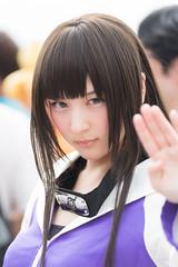 C90-3 NARUTO・日向ヒナタ (みそしる) (strv_studio) Tags: c90 コミケ コスプレ comiket cosplay みそしる