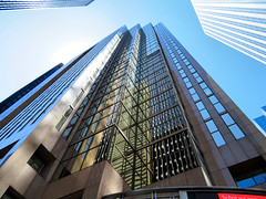 Toronto Skyscraper (duaneschermerhorn) Tags: architecture architect building glass reflection skyscraper highrise toronto ontario canada