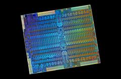 AMD@28nm@GCN_3th_gen@Fiji@Radeon_R9_Nano@SPMRC_REA0356A-1539_215-0862120___Stack-DSC00986-DSC01008_-_ZS-DMap (FritzchensFritz) Tags: lenstagger macro makro supermacro supermakro focusstacking fokusstacking focus stacking fokus stackshot stackrail amd radeon r9 nano fiji hbm stack interposer gcn 3th gen 28nm gpu core heatspreader die shot gpupackage package processor prozessor gpudie dieshots dieshot waferdie wafer wafershot vintage open cracked
