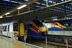 387117 London St Pancras (NB Railways) Tags: class387 londonstpancras stpancras