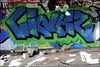 Linkz (Alex Ellison) Tags: northlondon urban graffiti graff boobs abandoned derelict factory warehouse printers urbex linkz uga