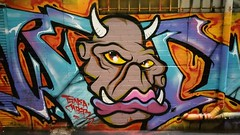 Tanea & Caper... (colourourcity) Tags: tanea caper capererg erg easyridersgang streetartaustralia streetart graffiti colourourcity colourourcityoz melbourne burncity awesome nofilters