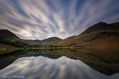 Buttermere long exposure (Blondie606 Photography) Tags: derwentwater bluehour