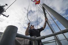 161011-N-JS726-131 (CTF 76) Tags: navy marines amphibiousassault subicbay phiblex bonhommerichard expeditionarystrikegroup underway deployment military portvisit subicbayphilippines