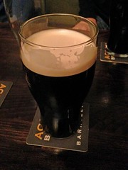 A Visit to the Dark Side (RoystonVasey) Tags: apple iphone 5 beer real ale pint glass