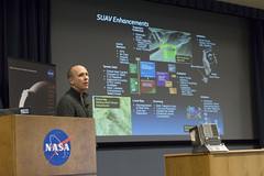 NASA Automated Ground Collision Avoidance System, Mark Skoog, Chief Engineer