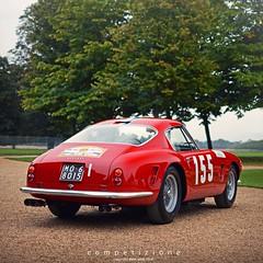 1961 Ferrari 250 GT SWB SEFAC Hot Rod pt.3 - 2014 Hampton Court Concours of Elegance