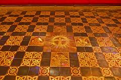 Powick, Worcestershire, St Peter. (Tudor Barlow) Tags: autumn england churches worcestershire listedbuilding parishchurch powick churchinteriors gradeilistedbuilding lumixfz200