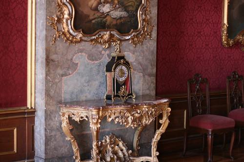 Residenzschloss Heidecksburg - Uhr