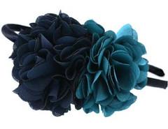 Glimpse of Malibu Blue Headband K1 P6530-5