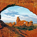 Through the Window, Arches NP, Utah 8-12