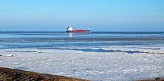 Cuxhaven (Günter Hentschel) Tags: germany deutschland nikon wasser europa alemania nordsee allemagne germania leuchtturm cuxhaven nikond40