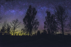 Stars (Staislavs) Tags: night stars milkyway milchstrase