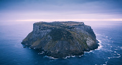 Tasman Island from The Blade, Tasman National Park