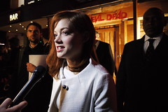 Jane Levy x Evil Dead (lovellpatrick754) Tags: cinema celebrity ginger model jane redhead actress brixton levy ritzy filmactress janelevy suburgatory evildead2013 gingeractress
