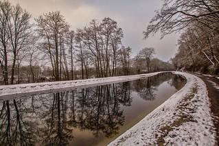 Canal des Vosges [France] [Explore n°292 du 22/01/2015]