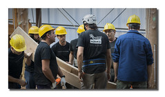 Prest... (PhotoStudio37) Tags: san juan museo construccin nao vasco koldo ribera siglo xvi pasaia artesano carpintera rplica ballenero factora galen albaola