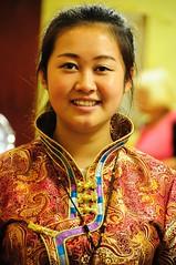 Chinese Beauty  ( 5 ) (john a d willis) Tags: china beauty touristshop sichuanprovince juizaigou