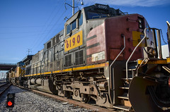 Southern (Union) Pacific week on the IHB (johnfromtheradio) Tags: unionpacific locomotive ge southernpacific ac44cw johnhanna