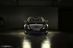 Mercedes S (Bandal) Tags: barcelona auto car mercedes s automotive front class fotografia clase coches automovil carphotography elinchrom bandal xavigalvez