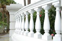 Balustrade (Victoria Lea B) Tags: southcarolina charleston balustrade baluster southbattery