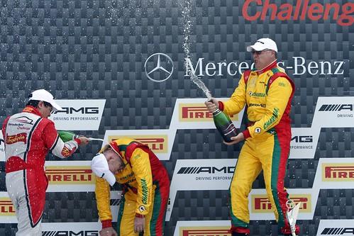 Mercedes Benz Challenge