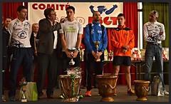 """1er Jérôme CONDON (Senior) en 37'08"""" (Alès Cévennes Athlétisme), 2eme Thibault SUGIER (Senior) en 37'51"""" (CAMINO SPORT), 3eme Jean-Sébastien DESSEIN (Vétéran 1) en 38'52"""" (ACN ANDUZE), 4eme Frank VERGOTE (Espoirs) en 39'00"""" (COURIR EN UZEGE) (davidgard30) Tags: ales gard languedocroussillon acna alès courseàpied coursepédestre alesca sallelouisaragon lessallesdugardon ladrecht frédéricleguern courseàpied2014 alèscévennesathlétisme acnanduze ladrecht2014 frankvergote jérômecondon jeansébastiendessein fouléesdeladrecht coursedeladrecht thibaultsugier courirenuzege"""